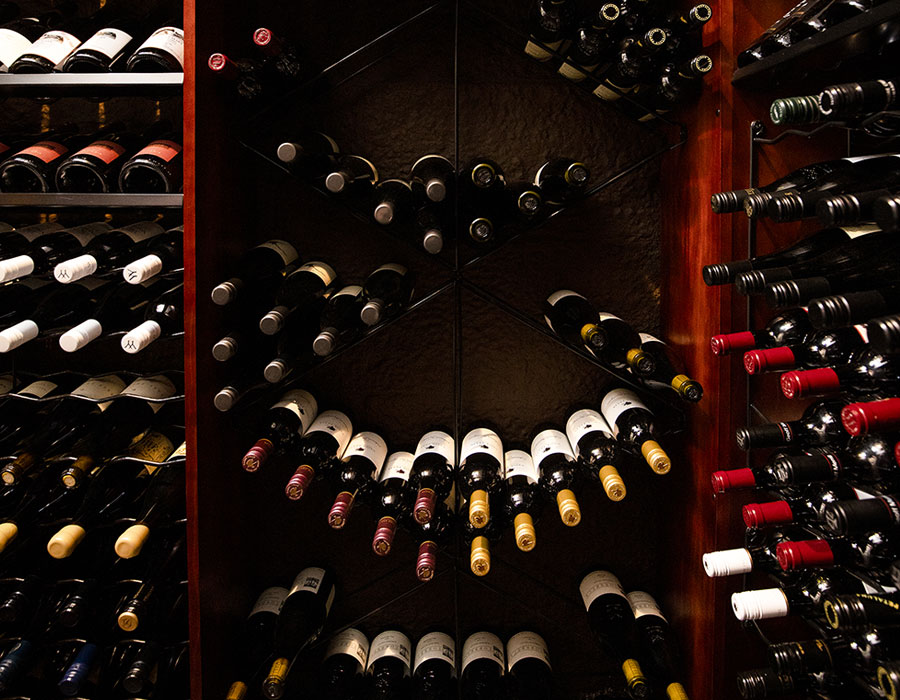 Australian design and manufactured wine racks