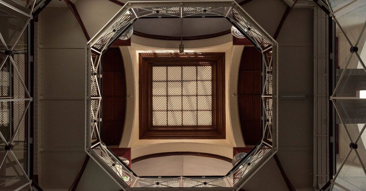 Pentridge Cellars skylight