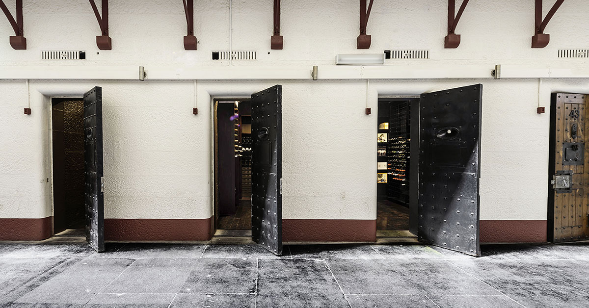 Pentridge Cellars - Wine Storage Melbourne
