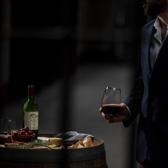 Invite your family and friends to experience your private cellar